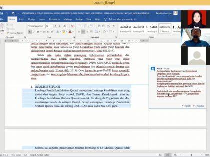 Webinar Workshop Penulisan Proposal Pengabdian Masyarakat